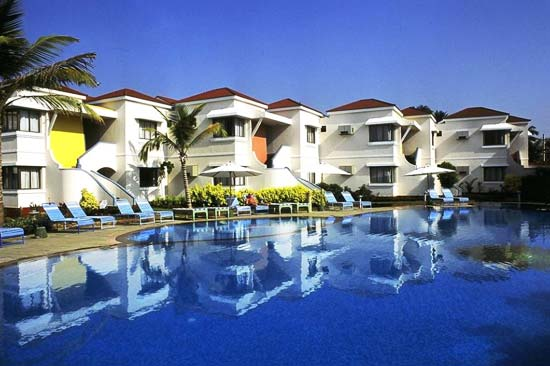 Royal Orchid Beach Resort Spa Booking For Goa Hotels And Tour