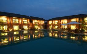the golden palms hotel goa