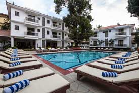 victor exotica hotel candolim beach goa