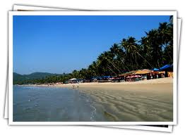 cavelossim beach goa india
