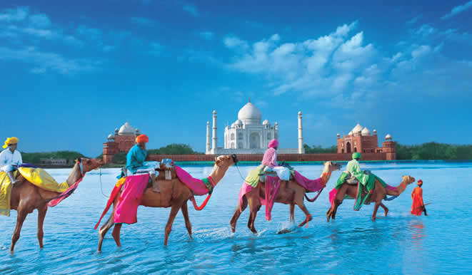 goa with rajasthan & taj mahal tour
